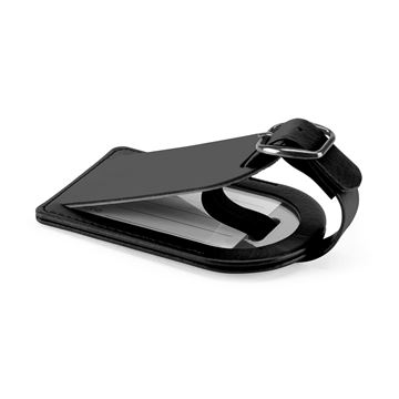 Picture of Small Luggage Tag with Security Flap