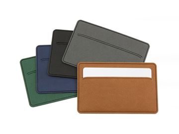 Picture of BioD Biodegradable Slim Credit Card Case in a choice of 6 colours.