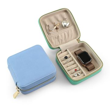 Picture of Zipped Jewellery Box