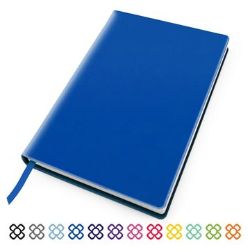 Picture of Torino Vegan Soft Touch A4 Casebound Notebook