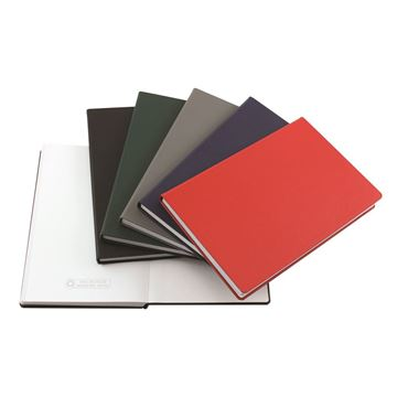Picture of Recyco 99% Recycled A5 Casebound Notebook in 5 Colours