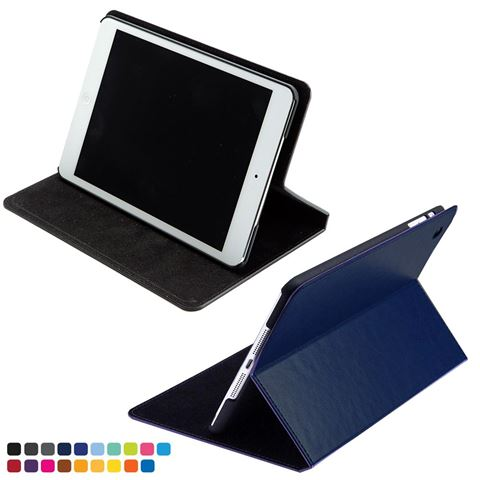 Picture of Mini Tablet Case & Stand Made to Fit your Tablet in Soft Touch Vegan Torino PU.