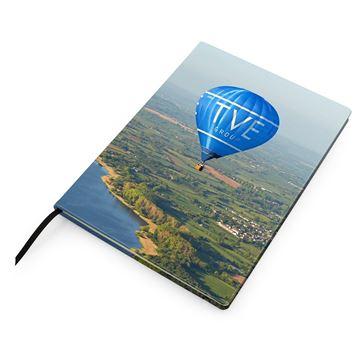 Picture of Designer A4 Casebound Notebook