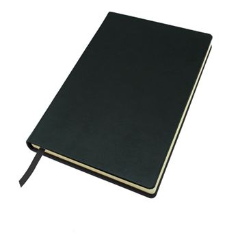 Picture of Buckingham Nappa Leather A5 Casebound Notebook