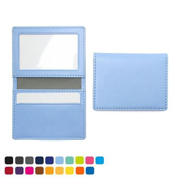 Picture of Deluxe Oyster Travel Card Case, in Soft Touch Vegan Torino PU.