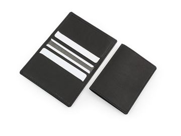 Picture of Black BioD Biodegradable Credit Card Case