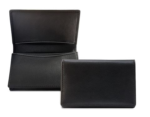 Picture of Sandringham Nappa Leather Business Card Case