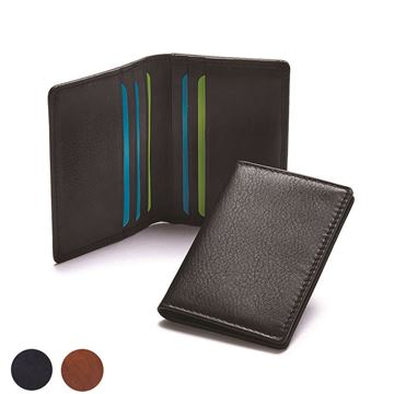 Picture of Accent Sandringham Nappa Leather Slim Credit Card Wallet