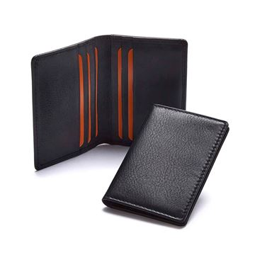 Picture of Sandringham Nappa Leather Slim Credit Card Wallet