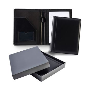 Picture of Ascot Leather A5 Conference Folder