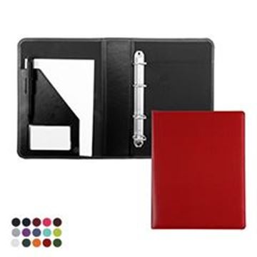 Picture of A5 Ring Binder in Belluno, a vegan coloured leatherette with a subtle grain.