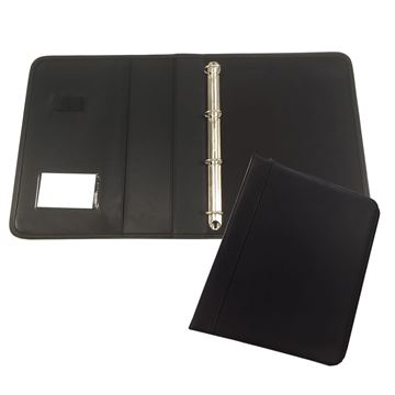 Picture of Black Houghton A4 Ring Binder