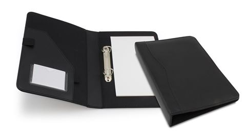 Picture of Black Houghton A5 Ring Binder