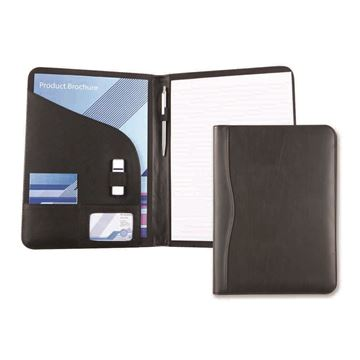 Picture of Black Houghton A4 Conference Folder