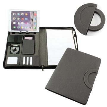 Picture of JTec A4 Technology Portfolio with Tablet Pocket & Concealed Carry Handles