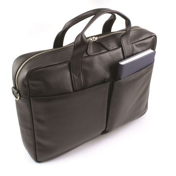 Picture of Sandringham Nappa Leather Commuter Bag