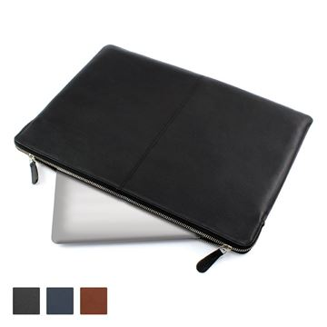 Picture of Accent Colours Sandringham Nappa Leather Lap Top Case