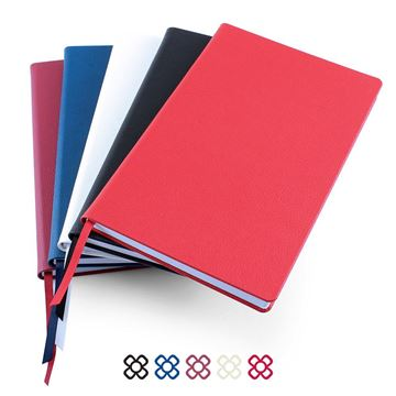 Picture of Recycled Como A5 Casebound Notebook