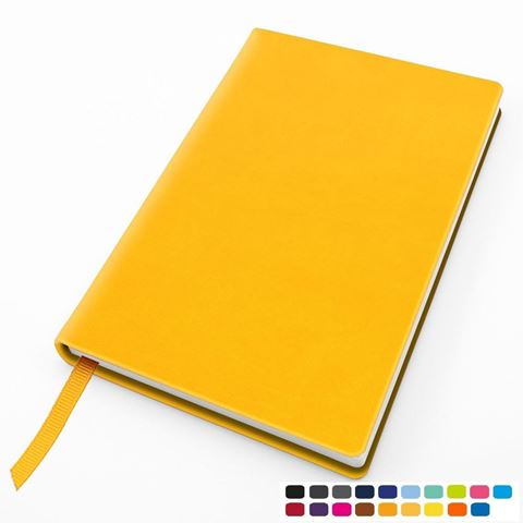 Picture of Torino Vegan Soft Touch Pocket Casebound Notebook