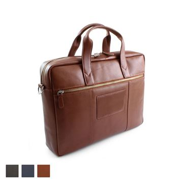 Picture of Accent Sandringham Nappa Leather Commuter Bag