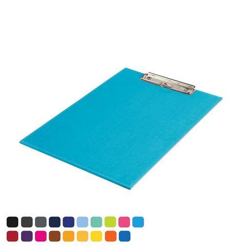 Picture of  A4 Clip Board in Soft Touch Vegan Torino PU.