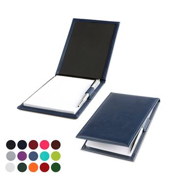 Picture of Waiter Order Pad in 20 colours, Belluno vegan leather look PU.