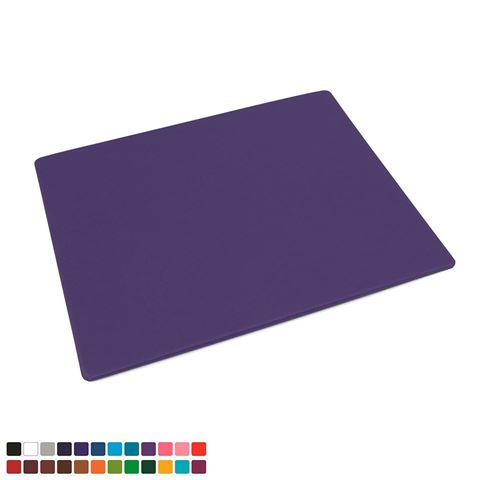 Picture of  Desk Pad or Place Mat in Belluno, a vegan coloured leatherette with a subtle grain.