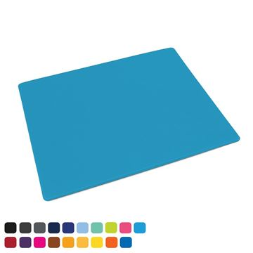 Picture of  Desk Pad or Place Mat in Soft Touch Vegan Torino PU.